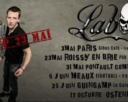 Release Party Labouv // Le Pub ADK