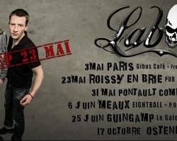 Release Party Labouv // Le Pub ADK