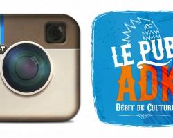 NOUVEAUTÉ : Le Pub ADK sur Instagram (#lepubadk)  !