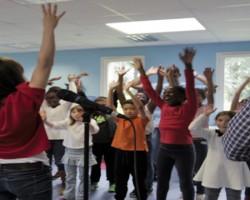 Les jeunes Roisséens initiés à la pratique vocale !