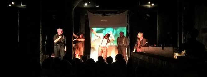 Retours sur le spectacle Voyage autour du swing au Petit-Théâtre de la Ferme d'Ayau
