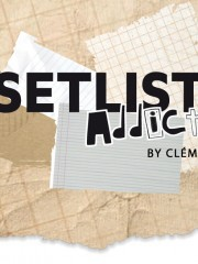 Vernissage Expo « Setlist Addict » by Clément Duboscq + Concerts