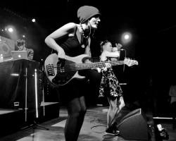 Masterclass de basse avec Audrey Henry